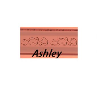 ASHLEY EMBOSSED GUTTERS